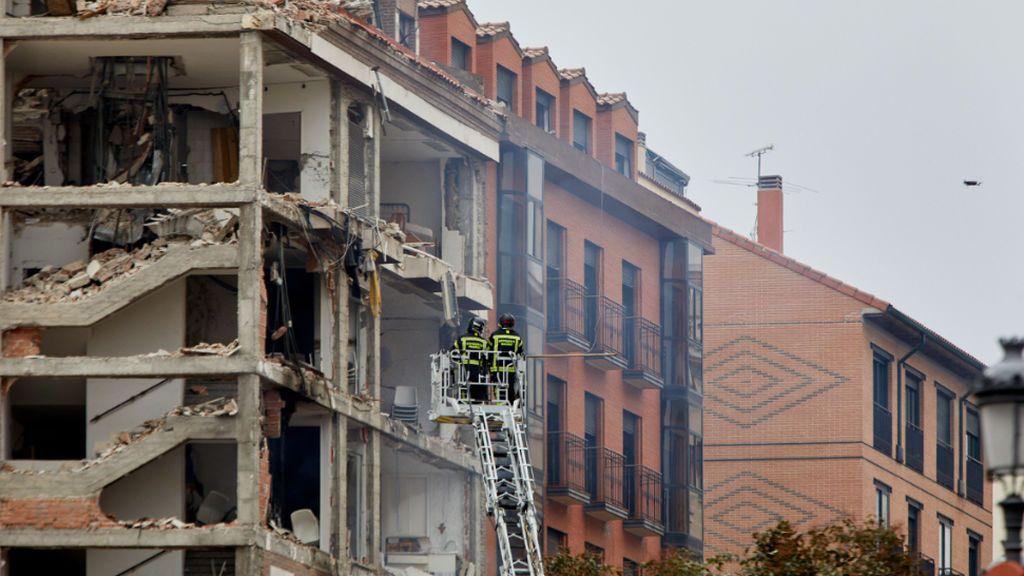 Un albañil del edificio de enfrente, uno de los cuatro fallecidos en la explosión de Madrid