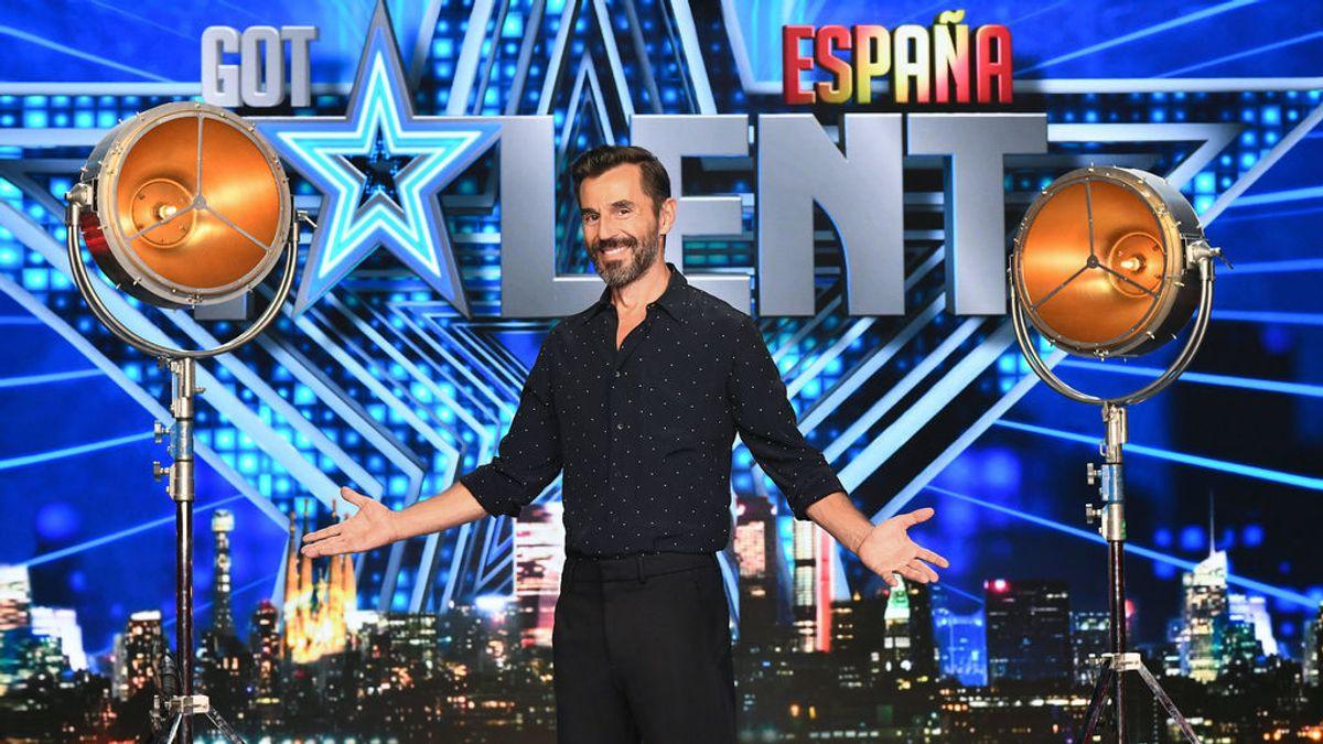 Acrobacias en moto sobre el escenario, una faquir y una maga de siete años, en 'Got Talent España'