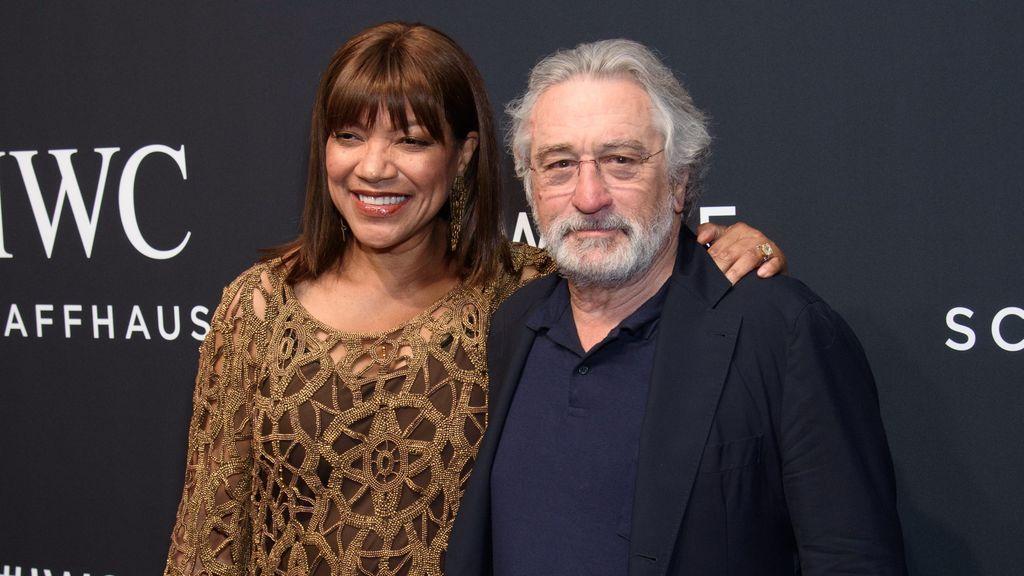 Robert de Niro y su ex-esposa Grace Hightower decidieron separarse en 2018