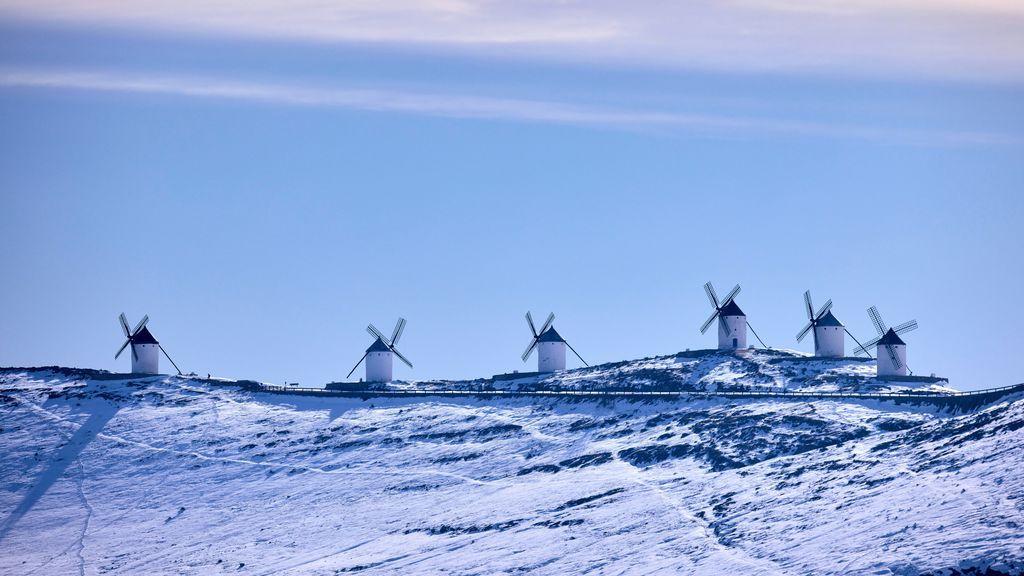 La primera quincena de 2021 ha sido la segunda más fría en España desde 1961