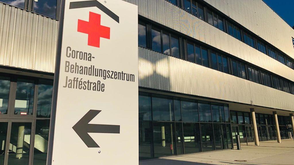 Berlín sigue sin abrir su 'Zendal' contra la COVID-19