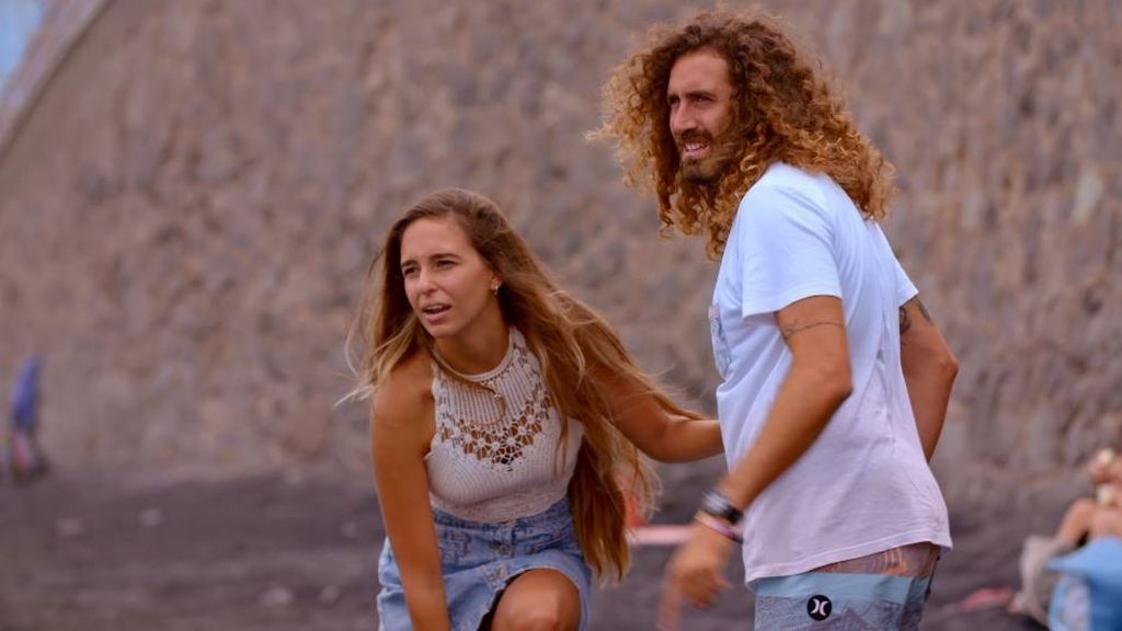 Vídeo relación abierta Raúl y Claudia