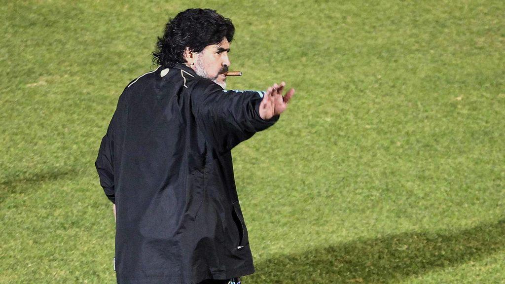 Maradona tenía más de 40 juicios pendientes cuando murió: defraudar a Hacienda, litigios contra árbitros y hasta acoso sexual