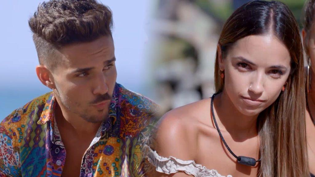 """Manuel le da un serio ultimátum a Lucía antes de despedirse: """"Así no podemos estar"""""""
