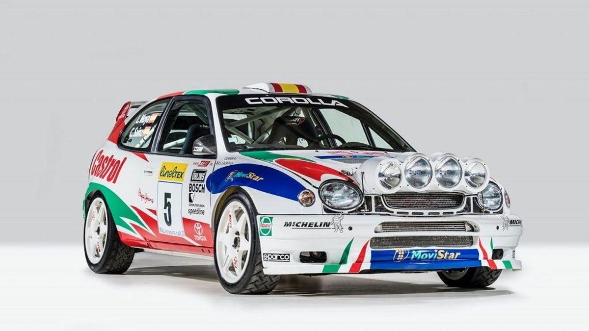 Carlos Sainz vende sus antiguos coches de rallies: claves si quieres hacerte con uno