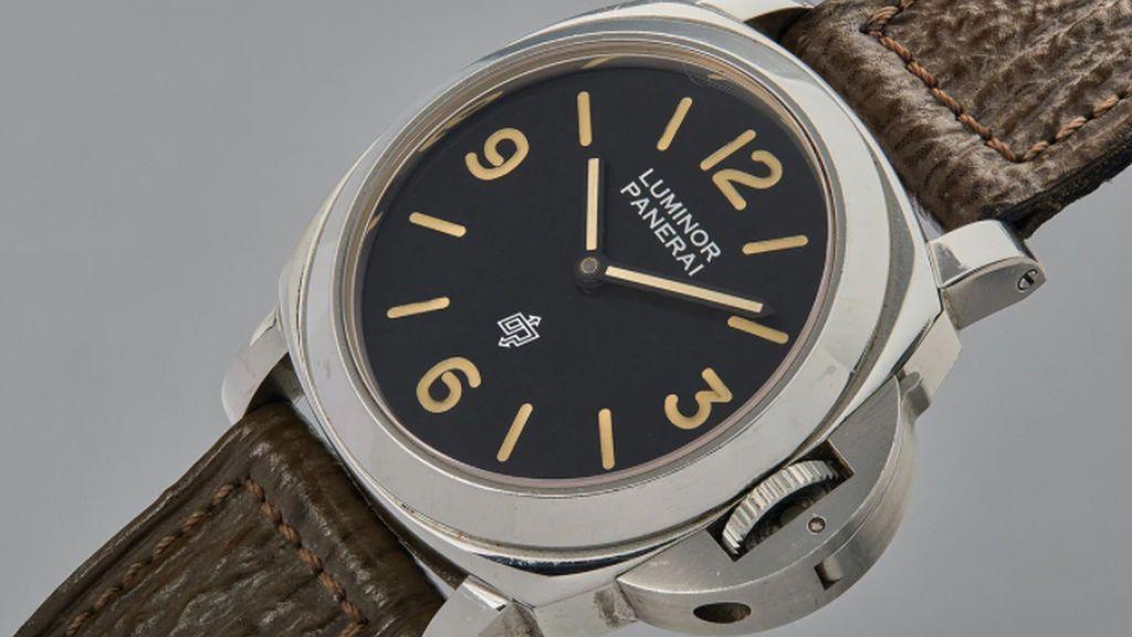 El Panerai Luminor se convirtió en un icono de la relojería