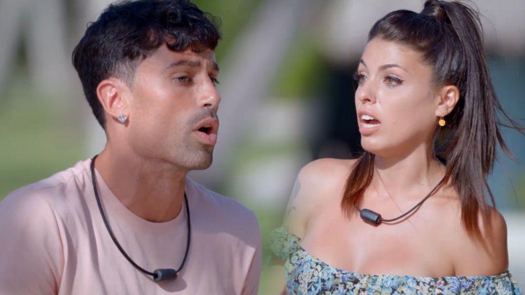 Diego se enfada con Lola al escoger a Simone para la primera cita