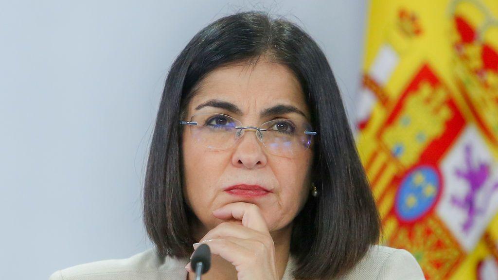Carolina Darias, en Moncloa