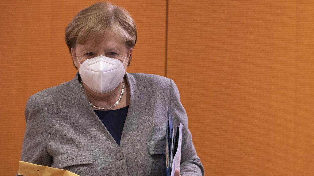 Alemania y Francia prohíben las mascarillas de tela y recomiendan las FFP2