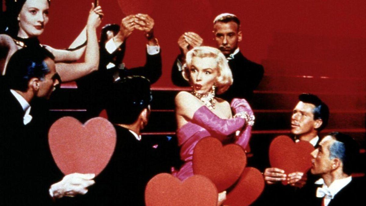 """La historia del Luna de Baroda, el mítico diamante amarillo de Marilyn Monroe en """"Los caballeros las prefieren rubias"""""""