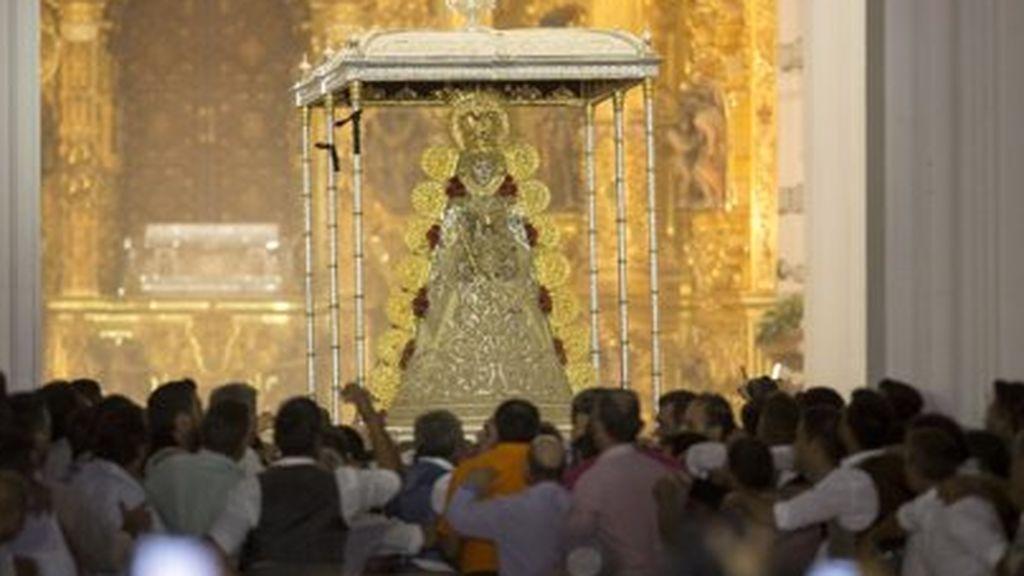 Suspendida la romería del Rocío por segundo año por el coronavirus