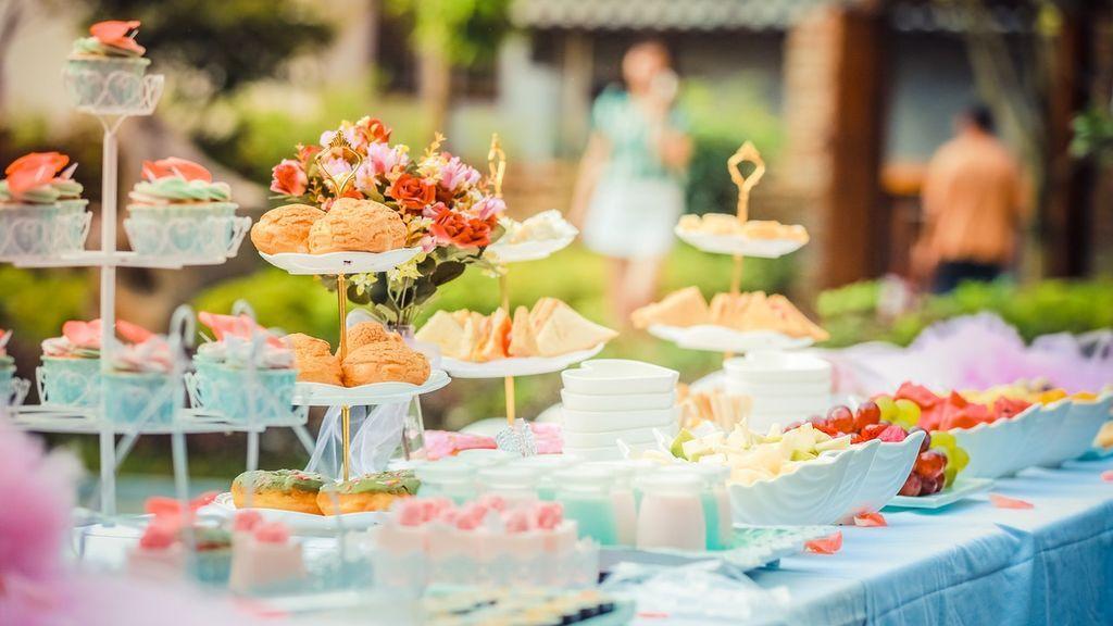 Cosas que debes tener en cuenta para elegir el catering del día de tu boda