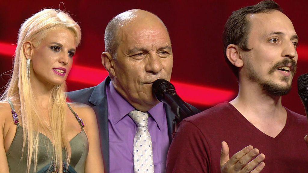 Los dobles de Britney Spears, Julio Iglesias y Michael Jackson se llevan las valoraciones más negativas de las segundas audiciones