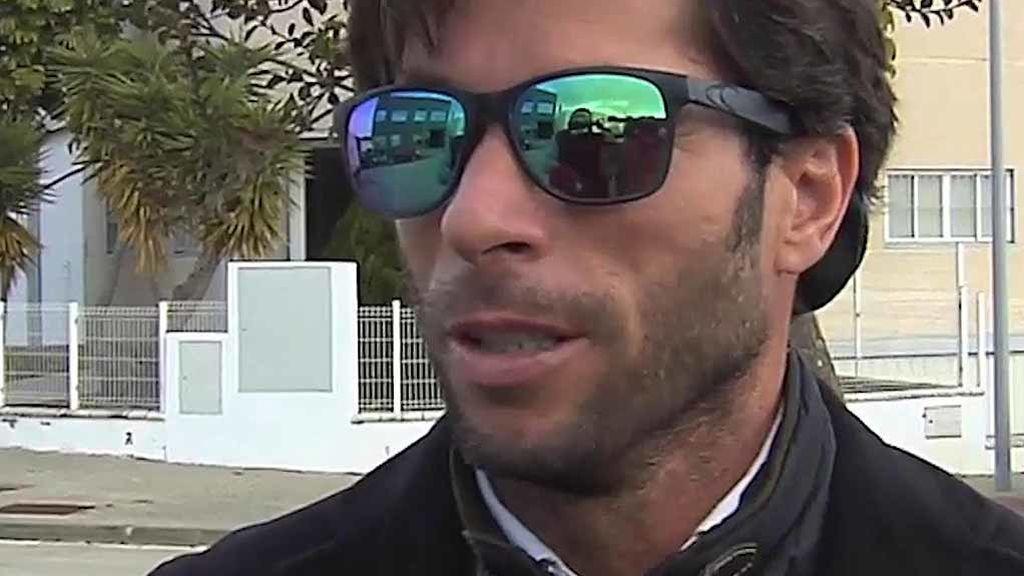 """José Antonio Canales despide emocionado a su tío Riverita: """"Llevaba días pasándolo terrible"""""""
