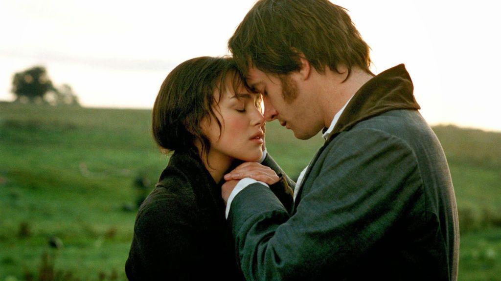 Keira Knightley y Matthew Macfadyen, protagonistas de 'Orgullo y Prejuicio'