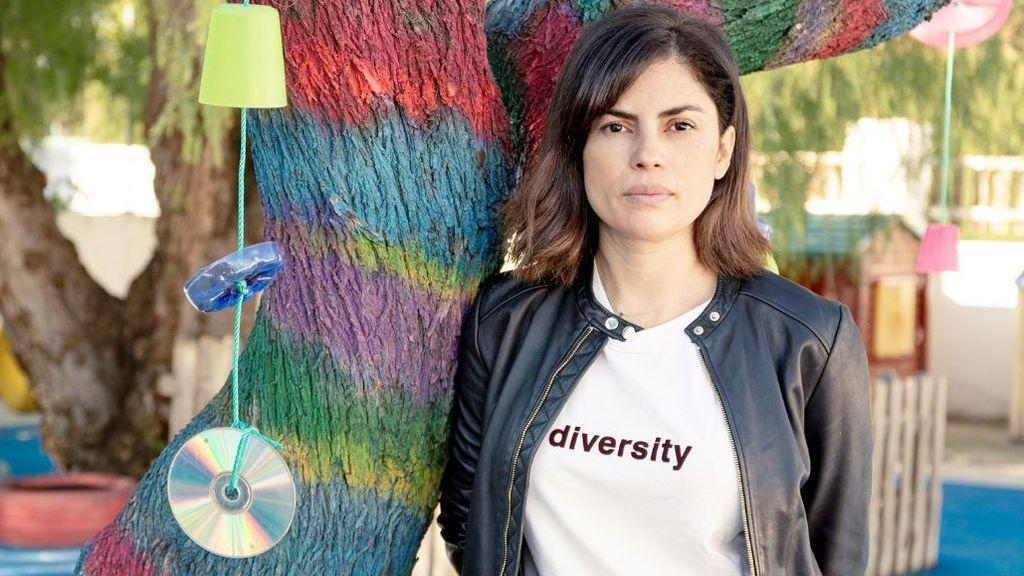 Paola de la Cruz, mejor profesora de infantil: