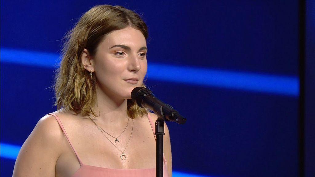 Nahia regresa a 'Got Talent' para vencer su miedo cantando y darnos una importante lección de visibilidad transgénero