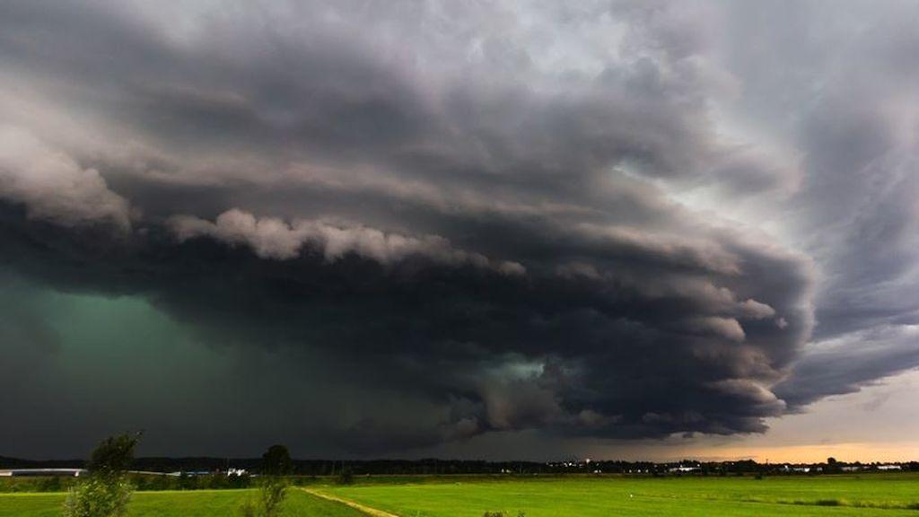 Nubes arcus: ¿qué son estas tenebrosas formaciones que anuncian tormenta?