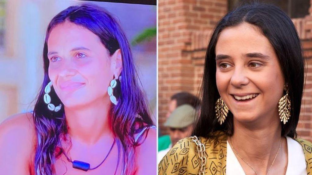 Los parecidos razonables del estreno: ¡Malena Gracia y Victoria Federica se cuelan en 'La isla de las tentaciones 3'