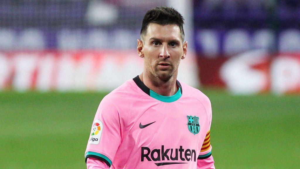 Leo Messi no podrá jugar ante el Elche esta jornada.