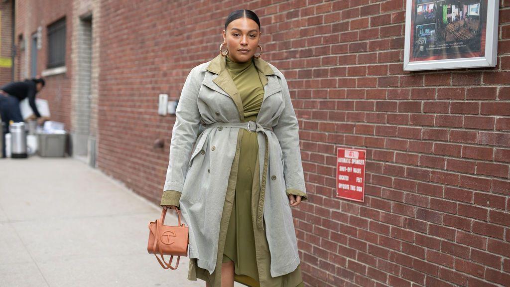 Zara apuesta por Paloma Elsesser, de talla 44, para su nuevo catálogo