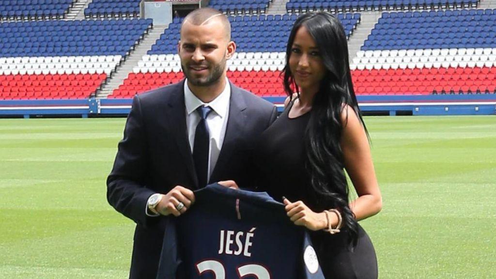 """Un descuido de Aurah desvela el futuro deportivo de Jesé: """"Le irá genial"""""""
