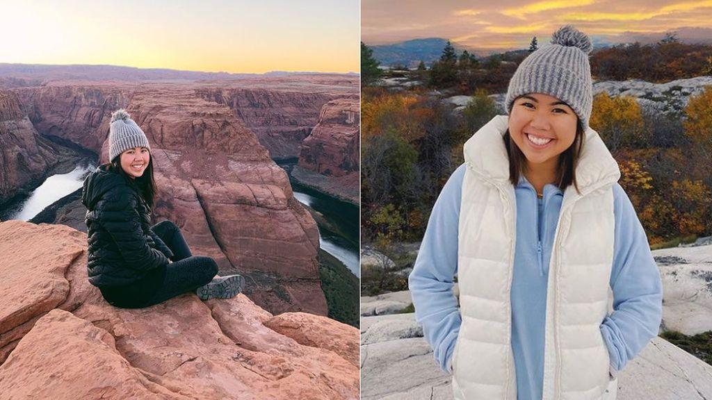 Muere la bloguera de viajes Nikki Donnelly a los 21 años tras perderse en la montaña