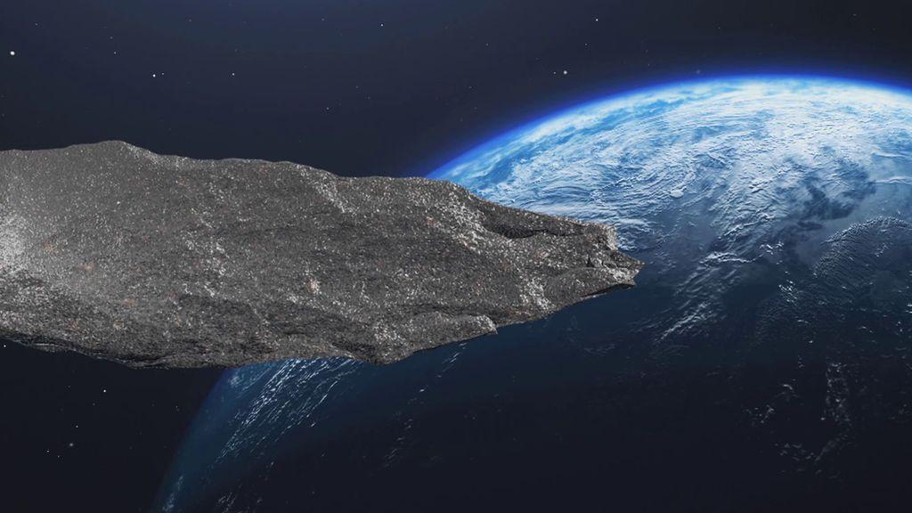 El Oumuamua: claves de la llegada del objeto extraterrestre