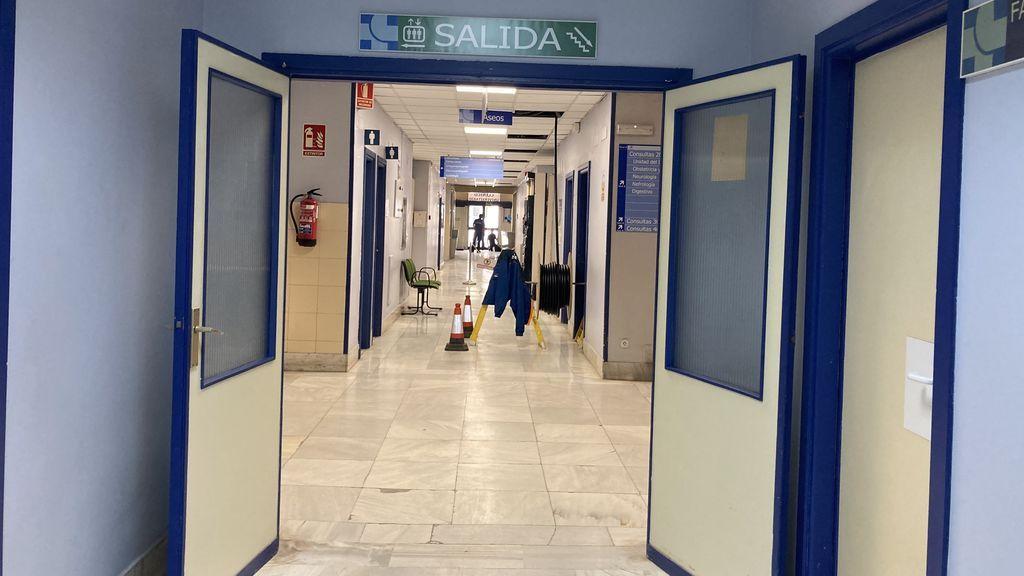 Interior del Edificio Rondilla de Valladolid