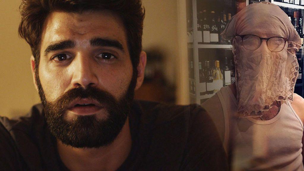 David Verdaguer o cómo hacer el ganso en redes siendo el actor más intenso del cine español