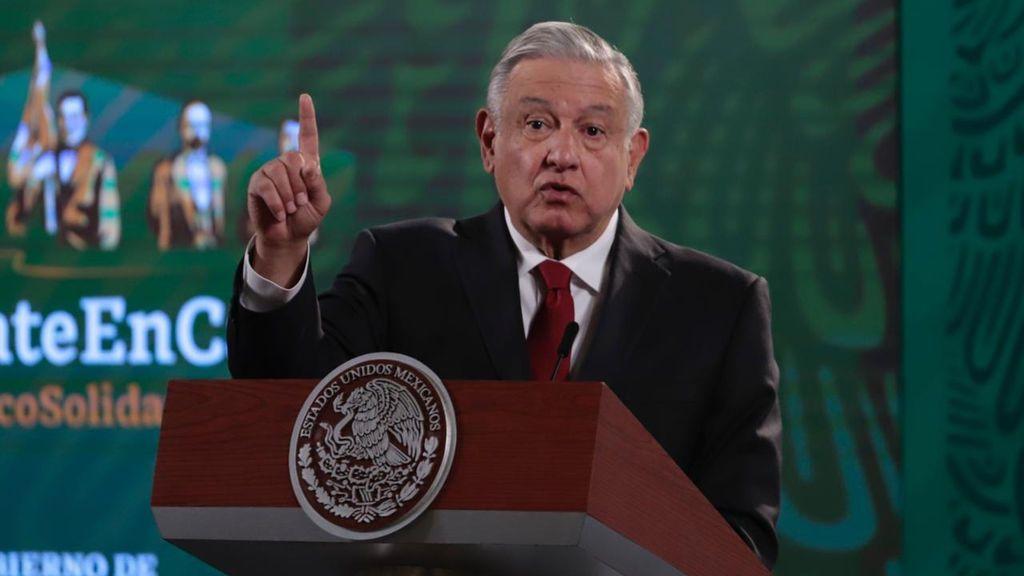 El presidente de México, positivo por coronavirus
