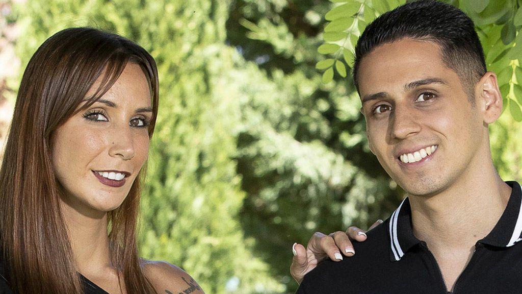 Fani Carbajo comparte su foto más íntima junto a Christofer