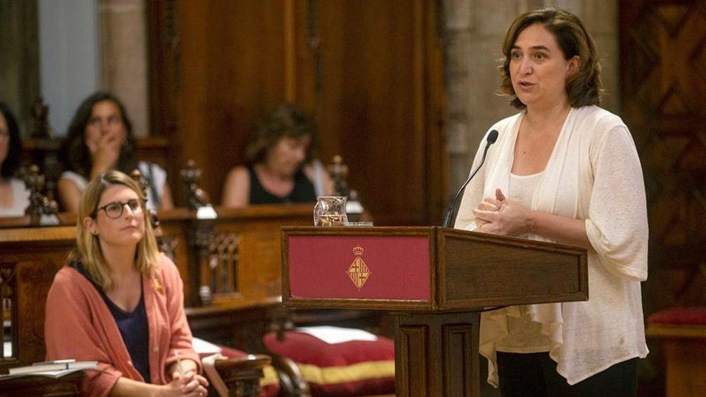 "Dimite el candidato de JxCat que prometió ""hacer limpieza de españoles"" y llamó ""puta"" a Colau"