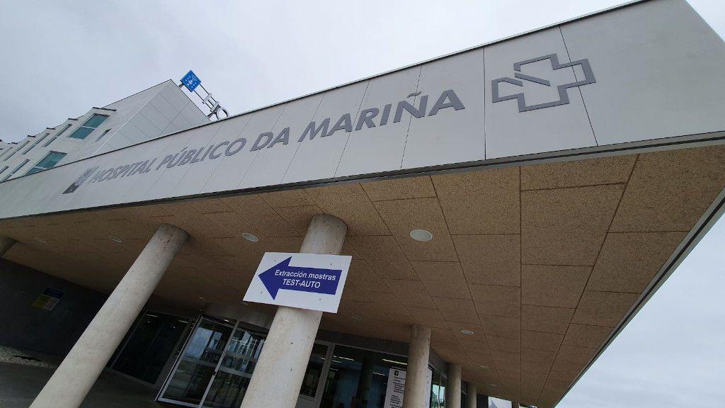 Los hospitales gallegos al límite:  Galicia registra 993 ingresados, récord total de la pandemia