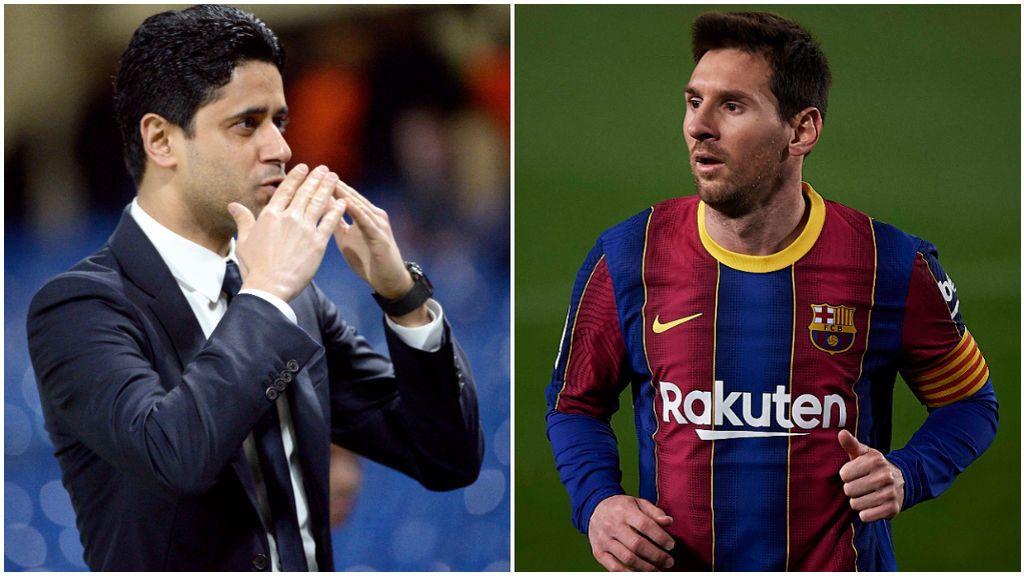 Messi no ha podido jugar por sanción ante el Cornellá y el Elche.
