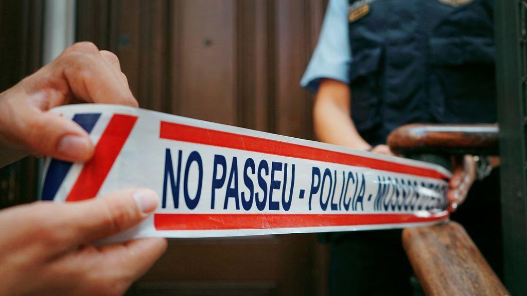 Los Mossos d'Esquadra detienen a un hombre por el presunto asesinato de su madre en Barcelona