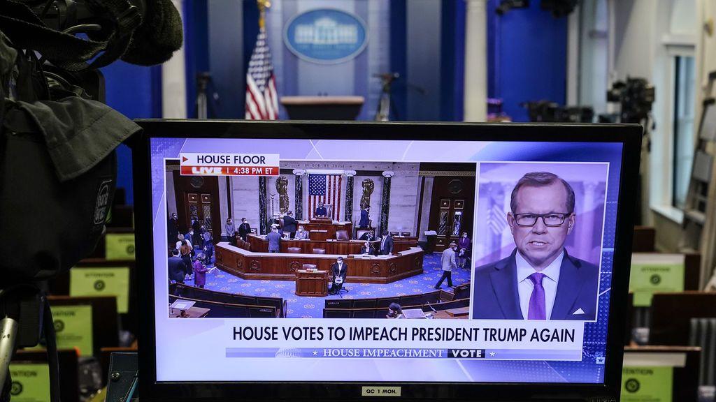 Trump se defenderá en su segundo impeachment o juicio político con un cambio de estrategia