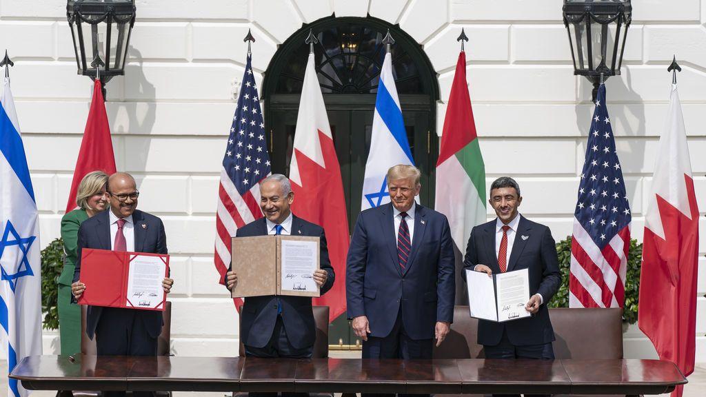 Emiratos Arabes anuncia la apertura de su embajada en Israel
