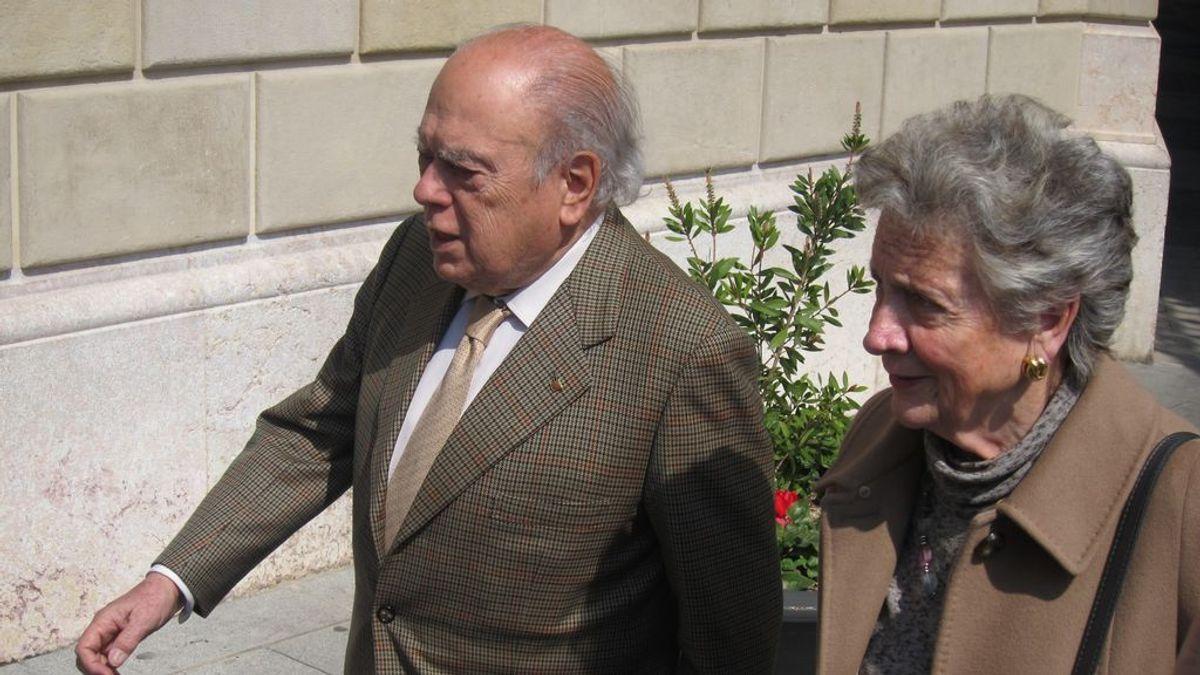 """Marta Ferrusola  alega """"demencia sobrevenida"""" para evitar el juicio y queda fuera del caso Pujol"""
