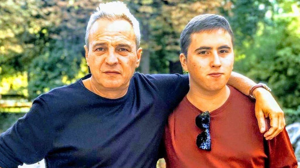 """Daniel, hijo de David Summers, angustiado por la operación del cantante: """"Si no está conmigo me moriría de pena"""""""