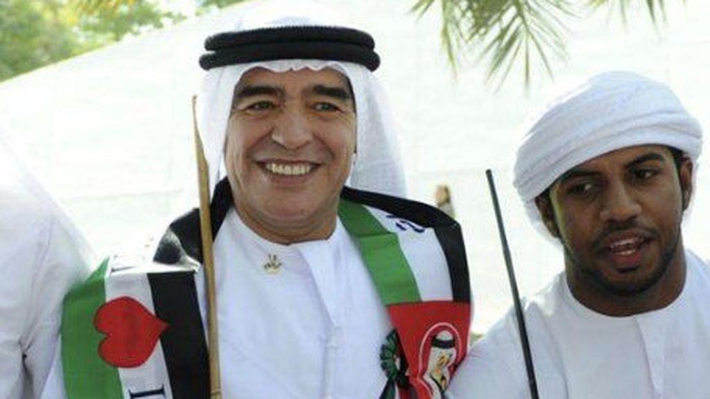Las misteriosas dos cajas fuertes que Maradona dejó en Dubai: ¿Qué hay en su interior?