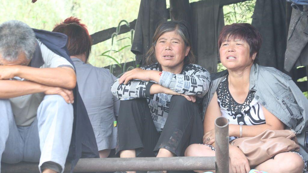 China confirma la muerte de 10 mineros atrapados hace dos semanas en una mina en construcción