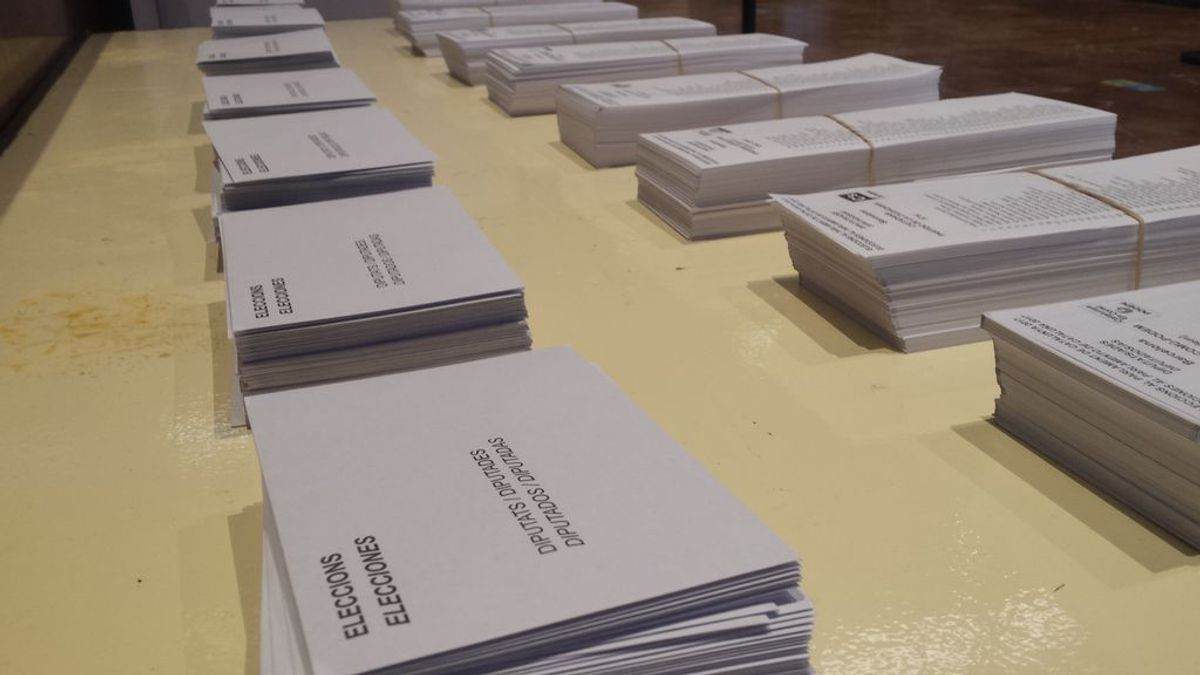 Cómo votar en las elecciones catalanas del 14F