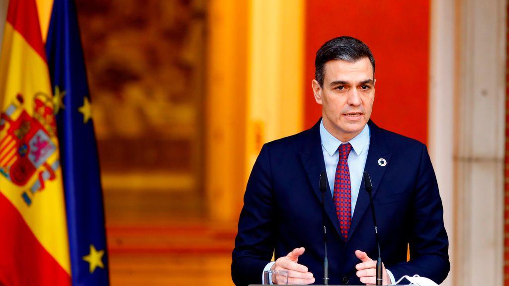 Sánchez coloca a Darias en Sanidad y nombra a Iceta ministro de Política Territorial