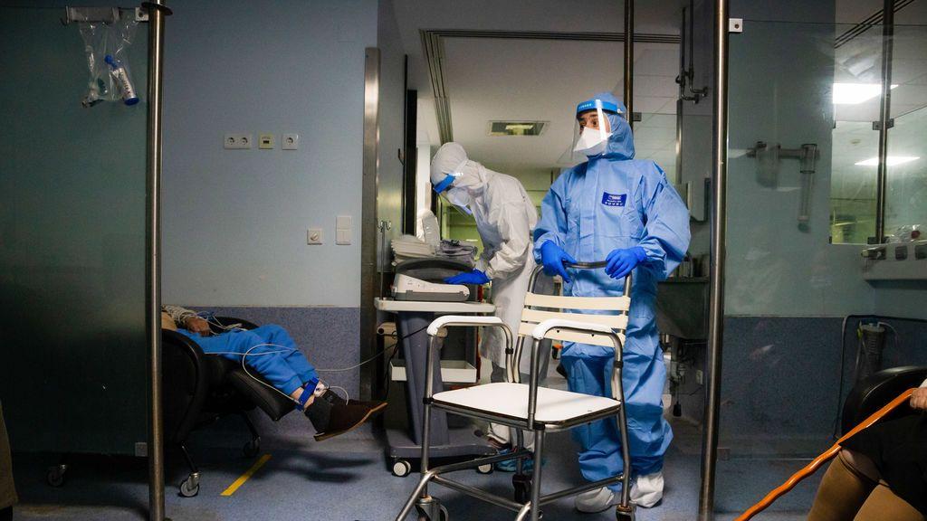 Portugal valora el traslado de pacientes COVID-19 a otros países tras un nuevo récord de fallecidos en 24 horas