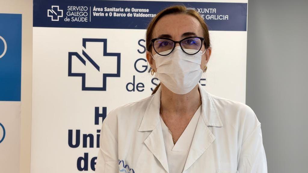 """María Sande: """"No hay evidencia científica de que una doble mascarilla quirúrgica ofrezca una mayor protección"""""""