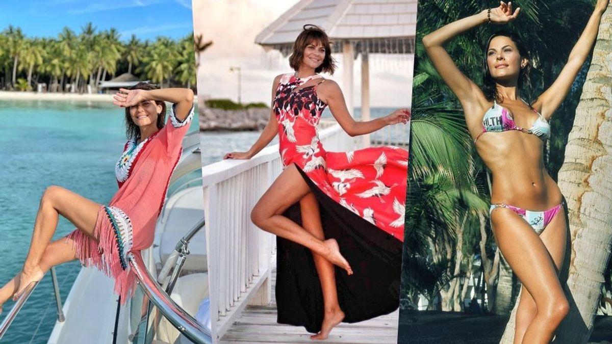 Así es la vida de ensueño de María José Suárez (Miss España 1996) en Punta Cana