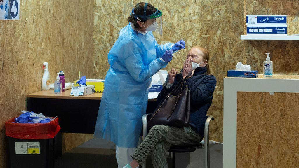 España sigue en máximos de casos de coronavirus