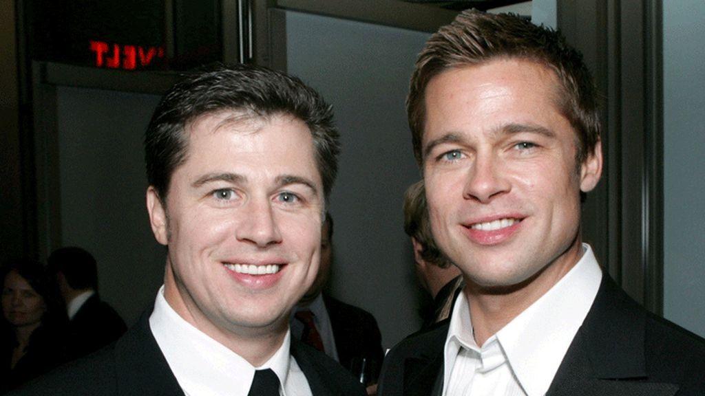 Brad y Douglas Pitt mantienen una excelente relación y tienen una infinidad de inquietudes en común.
