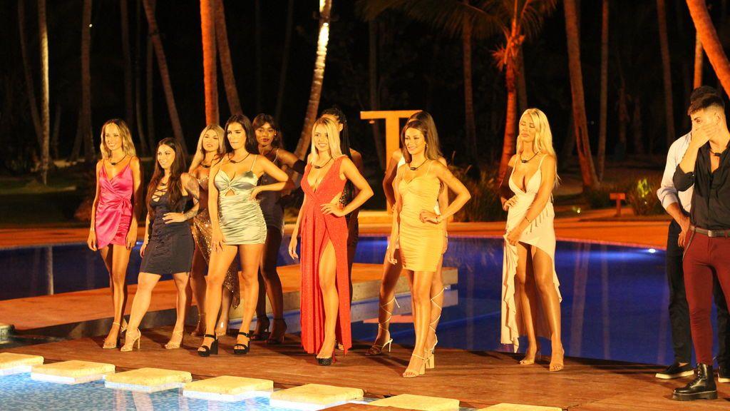 Presentación de los solteros y las solteras de 'La isla de las tentaciones 3'